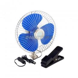 Вентилятор салона HF307, 12v, 15см NEW GALAXY @