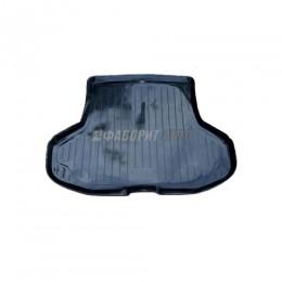 Коврик багажника ВАЗ-2171 пластик  (Тверь пластик) @