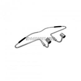 Вешалка для одежды на подголовник хром 103852 AutoStandart