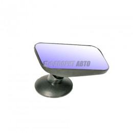 Зеркало салонное на присоске Дамское прямоугольное