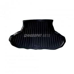 Коврик багажника ВАЗ-2115 пластик (Тверь пластик)  #