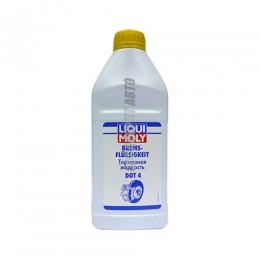 Т/ж  LiquiMoly  Bremsenflussigkeit  DOT-4 (1л)