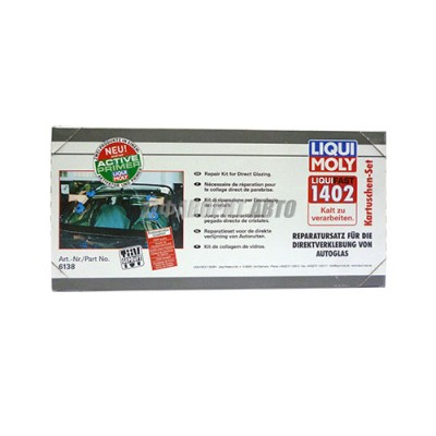 Набор для вклейки стекол среднемодульный Liquifast LiquiMoly LM6138