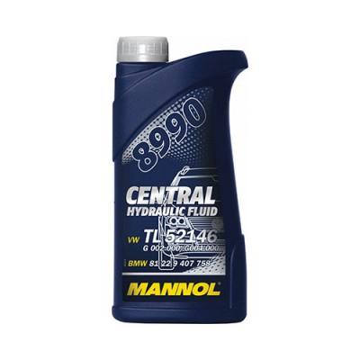 Гидравлическая жидкость MANNOL CHF синтетическую, 0,5л