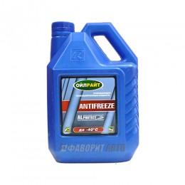Антифриз OIL RIGHT -40 (синий) ГОСТ 5 кг. арт.2900