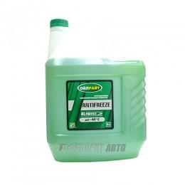 Антифриз OIL RIGHT -40 (зеленый) ГОСТ 10 кг. арт. 2914