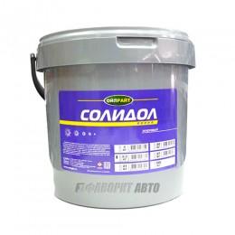 Смазка OIL RIGHT солидол жировой (ведро)  9,5 кг. арт.6048
