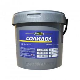 Смазка OIL RIGHT солидол синтетический (ведро) 9,5 кг. арт.6018