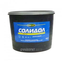 Смазка OIL RIGHT солидол синтетический (ведро) 2,1 кг. арт.6085