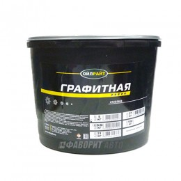 Смазка OIL RIGHT графитная (ведро) 5 кг. арт.6088