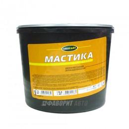 Мастика OIL RIGHT а/к резинобитумная (ведро) 5 кг. арт.6107