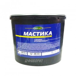Мастика OIL RIGHT а/к сланцевая (ведро) 5 кг. арт.6103