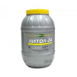 Смазка OIL RIGHT литол-24  2 кг. арт.6004