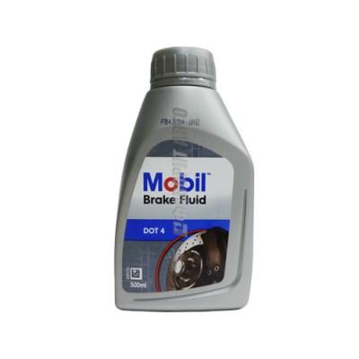 Т/ж MOBIL Brake Fluid DOT-4 0.5л EU- ML
