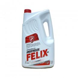 Антифриз ТС  FELIX  Carbox    5кг  (красный)