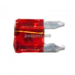 Предохранитель плавкий ножевого типа 10А UNI ДИАЛУЧ 210 [005-10]/ПРД005-10