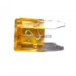Предохранитель плавкий ножевого типа 5А  UNI ДИАЛУЧ 205 [005-5]/ПРД005-5