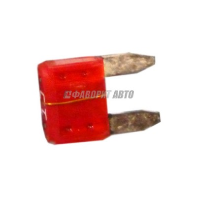 Предохранитель FN 10 A mini /50 TESLA (ПОШТУЧ) [FN10Amini]