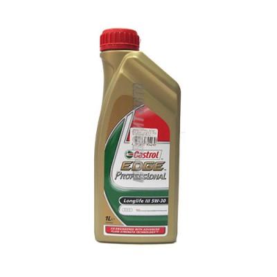 Моторное масло CASTROL EDGE Professional AUDI Longlife III 5W-30, синтетическое