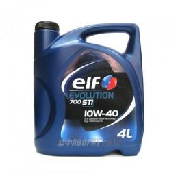 ELF  Evolution STI 700  10*40    4л п/с  196130/203698/11120501