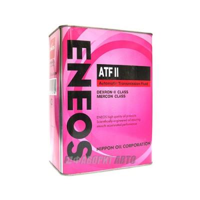 Трансмиссионное масло ENEOS ATF DEX II, 4л