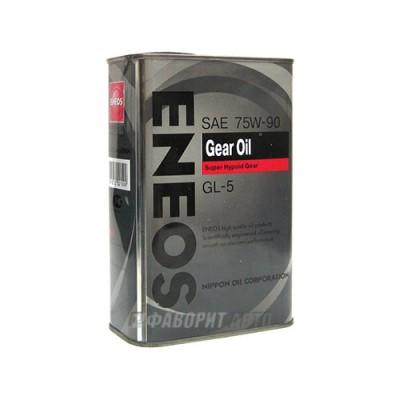Трансмиссионное масло ENEOS Gear 75W-90, 0,94л