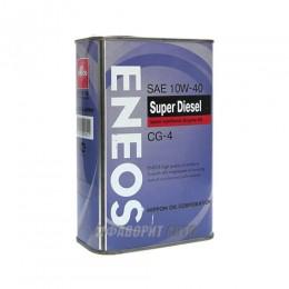 ENEOS  CG-4  10*40  п/с  1л дизель
