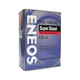 ENEOS  CG-4  10*40  п/с  4л дизель