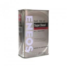 ENEOS Premium Diesel CI-4  5*40   1л  синт (CH-4 Syntetic 5*40 1л cинт дизель)