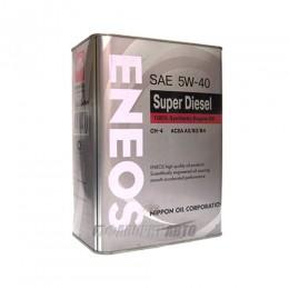 ENEOS Premium Diesel CI-4  5*40   4л  cинт