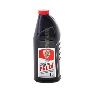 Моторное масло FELIX Diesel 10W-40, 1л, полусинтетическое