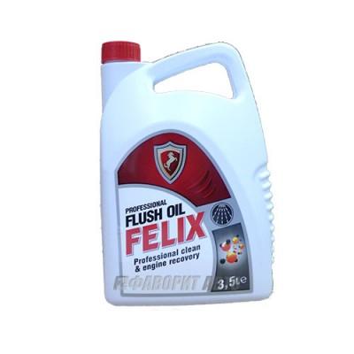 Масло промывочное FELIX Flush Oil, 3,5л