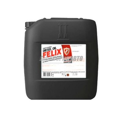 Моторное масло FELIX М-8ДМ, 18л, минеральное