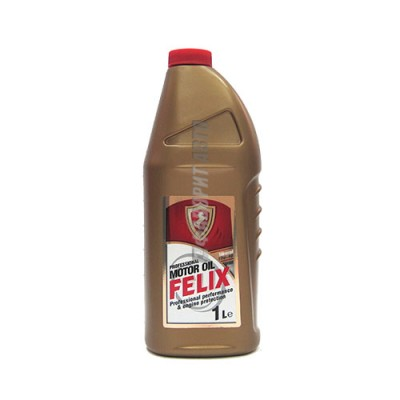 Моторное масло FELIX Mineral 10W-40, 1л, минеральное