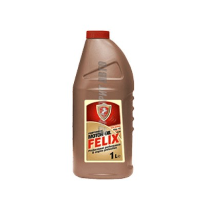 Моторное масло FELIX Semi 10W-40, 1л, полусинтетическое