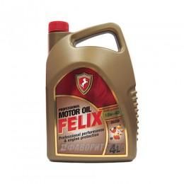 Масло  FELIX Semi  10*40 п/с  SG/CD   4л    ТС