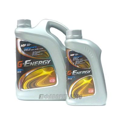Моторное масло G-Energy Expert L 10W-40, 4л, полусинтетическое