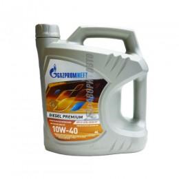 Gazpromneft  Diesel Premium 10w40  4л API CI-4/SL