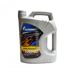 Gazpromneft  Diesel Prioritet 10w40 5л API CH-4/SJ ACEA 7 A3/B3