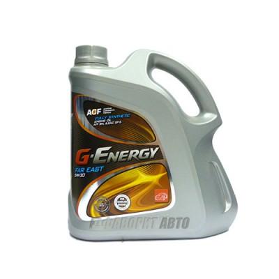 Моторное масло G-Energy Far East 5W-30, 4л, синтетическое