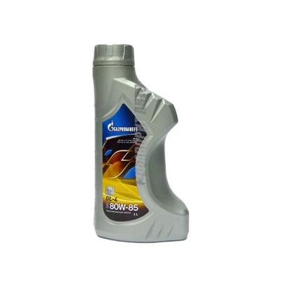 Трансмиссионное масло Gazpromneft 80W-85, 1л, минеральное