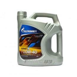 Gazpromneft  Super 10w40  4л API SG/CD