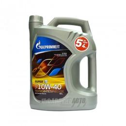Gazpromneft  Super 10w40  5л API SG/CD