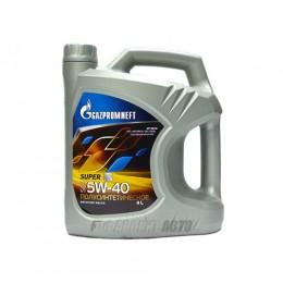 Gazpromneft  Super 5w40  4л API SG/CD