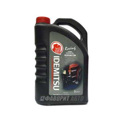 Моторное масло IDEMITSU Racing Diesel 15W-40, 5л, минеральное