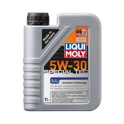 Моторное масло LiquiMoly HC Leichtlauf Spesial LL 5W-30, 1л, синтетическое