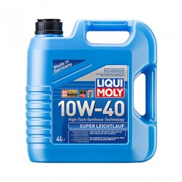 LiquiMoly Super Leichlauf Motor Oil 10W-40 син.  4л   L/CF   LM1916