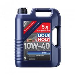 LiquiMoly Optimal 10W-40  п/с 5л  SL/SF A3/B3  LM2287 Акция #