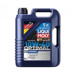 LiquiMoly Optimal Diesel 10W-40 п/с  5л CF B3 LM2288 Акция #