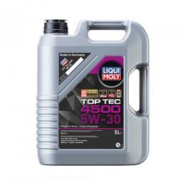 LiquiMoly Top Tec 4500 5W-30 синт  5л  С1-08 LM2378
